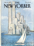 The New Yorker July 19, 1982 Magazine