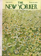 The New Yorker June 16, 1973 Magazine