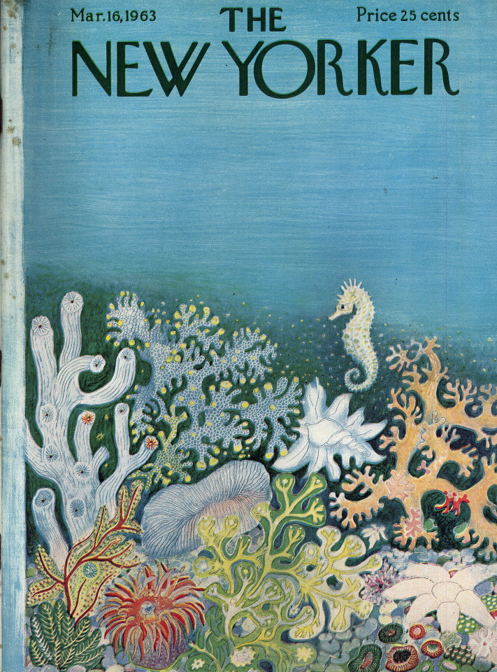 The New Yorker March 16, 1963