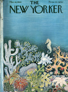 The New Yorker March 16, 1963 Magazine