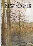 The New Yorker March 25, 1972 Magazine