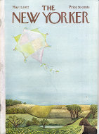 The New Yorker May 13, 1972 Magazine