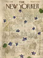 The New Yorker May 3, 1958 Magazine