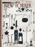 The New Yorker November 29, 1982 Magazine