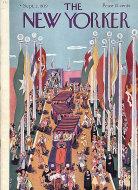 The New Yorker September 2, 1939 Magazine
