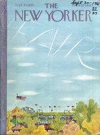 The New Yorker September 30, 1961 Magazine