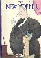 The New Yorker Vol. IV No. 49 Magazine