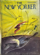 The New Yorker Vol. L No. 35 Magazine