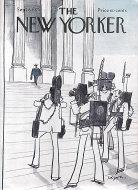 The New Yorker Vol. LI No. 29 Magazine
