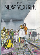 The New Yorker Vol. LI No. 40 Magazine