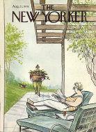 The New Yorker Vol. LIV No. 27 Magazine