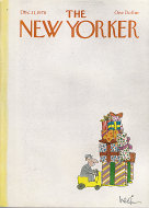 The New Yorker Vol. LIV No. 43 Magazine