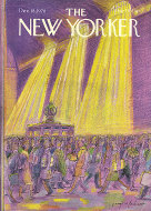 The New Yorker Vol. LIV No. 44 Magazine