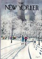 The New Yorker Vol. LIV No. 50 Magazine