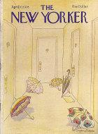 The New Yorker Vol. LIV No. 8 Magazine