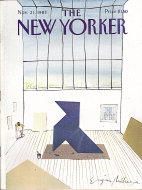 The New Yorker Vol. LIX No. 40 Magazine