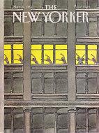 The New Yorker Vol. LIX No. 5 Magazine