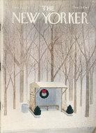 The New Yorker Vol. LV No. 43 Magazine