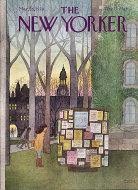 The New Yorker Vol. LV No. 6 Magazine