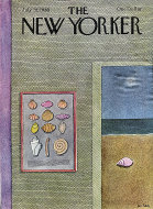 The New Yorker Vol. LVI No. 23 Magazine
