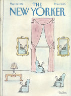 The New Yorker Vol. LVIII No. 12 Magazine