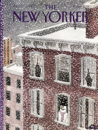 The New Yorker Vol. LX No. 49 Magazine