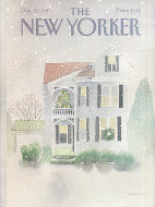 The New Yorker Vol. LXI No. 44 Magazine