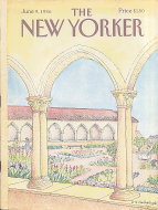 The New Yorker Vol. LXII No. 16 Magazine