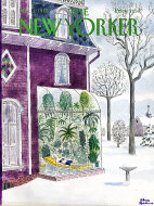 The New Yorker Vol. LXII No. 2 Magazine