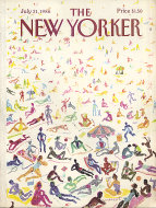 The New Yorker Vol. LXII No. 22 Magazine