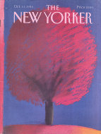 The New Yorker Vol. LXII No. 34 Magazine