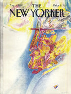 The New Yorker Vol. LXIII No. 24 Magazine