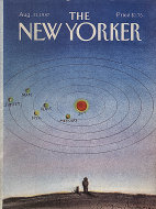 The New Yorker Vol. LXIII No. 28 Magazine