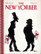 The New Yorker Vol. LXIII No. 52 Magazine