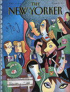 The New Yorker Vol. LXIX No. 2 Magazine