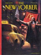 The New Yorker Vol. LXIX No. 21 Magazine