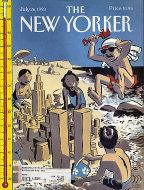 The New Yorker Vol. LXIX No. 23 Magazine