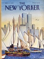 The New Yorker Vol. LXIX No. 33 Magazine
