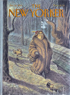 The New Yorker Vol. LXIX No. 47 Magazine
