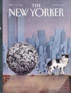 The New Yorker Vol. LXIX No. 5 Magazine