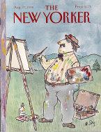 The New Yorker Vol. LXVI No. 28 Magazine