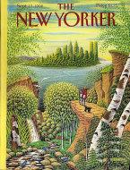 The New Yorker Vol. LXVI No. 31 Magazine