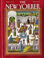 The New Yorker Vol. LXVIII No. 15 Magazine