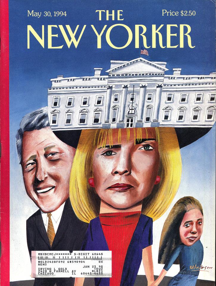 The New Yorker Vol. LXX No. 15
