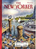 The New Yorker Vol. LXX No. 27 Magazine