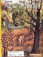 The New Yorker Vol. LXX No. 31 Magazine