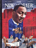 The New Yorker Vol. LXX No. 45 Magazine