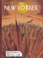 The New Yorker Vol. LXXI No. 16 Magazine