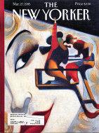 The New Yorker Vol. LXXI No. 5 Magazine
