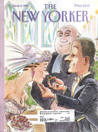 The New Yorker Vol. LXXII No. 15 Magazine